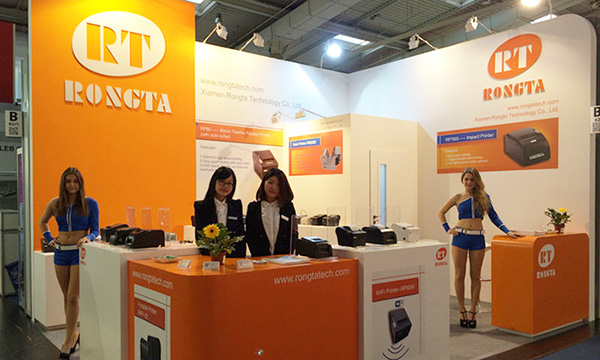 Rongta attend 2014 Cebit-Hannover Germamy