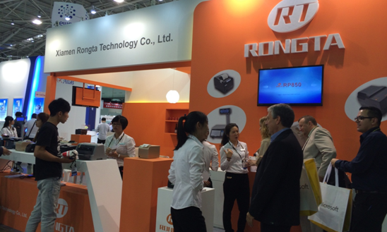 2016 Teipei Computex Portray Rongta as the Perfect Professional Printer Manufacturer