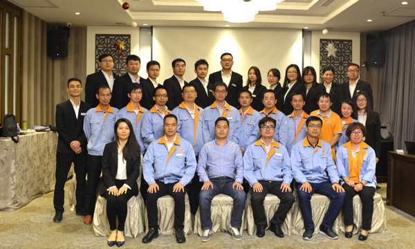 2017 Year-end Work Summary Meeting of Rongta Technololy was Held Successfully in Ho Chi Minh City